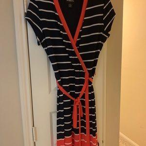 Liz Claiborne Teaberry Multi Dress